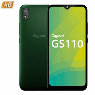 Smartphone Gigaset Gs110 1gb/ 16gb/ 6.1'/ Verde