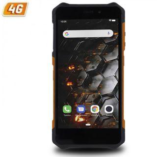 Smartphone Ruggerizado Hammer Iron 3 Lite 3gb/ 32gb/ 5.5'/ Negro Naranja