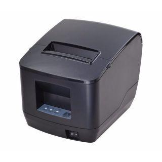 Impresora de Tickets Térmica Itp-73 - Ancho Impresión 79.5±0.5Mm - 200Mm/S - Auto Cutter Parcial - Compatible Esc/Pos - Conexión Usb+Rs232