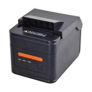 Impresora de Tickets Térmica Itp-80 Ii Beeper - 300Mm/S - Avisador Acustico/Luminoso - Impermeable a Prueba de Aceite/Polvo - Usb / Rs232 / Ethernet
