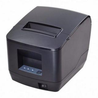 Impresora de Tickets Térmica Itp-83 B - Ancho Impresión 79.5±0.5Mm - 260Mm/S - Auto Cutter Parcial - Compatible Esc/Pos - Conexión Usb+Rs232+Lan