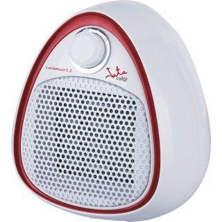 Calefactor Cerámico Ptc Jata Tc73 - 2*Potencias Calor (600-1200W) - Selector 3 Posiciones - Súper Silence 45Db