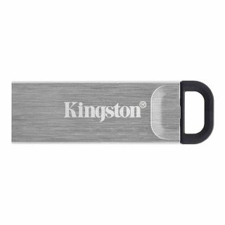 Pendrive Kingston Datatraveler Kyson 64Gb - Usb 3.2 Gen 1 - Compatible Windows/Mac/Linux/Chrome Os