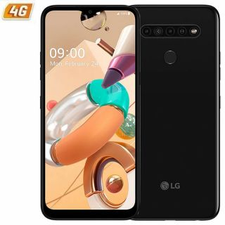 Smartphone Lg K41s 3gb/ 32gb/ 6.55'/ Negro