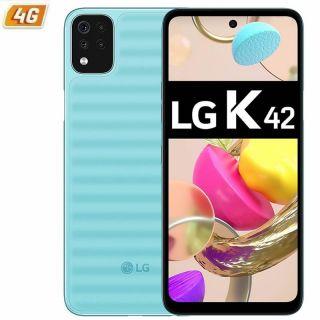 Smartphone Lg K42 3gb/ 64gb/ 6.6'/ Azul