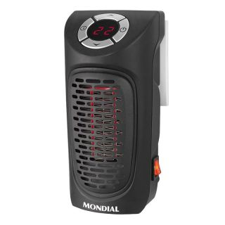 Calefactor Mondial A12 Plug Heater/ 350w