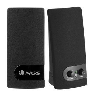 NGS SOUNDBAND 150 Altavoces 2.0 200W PMPO 4W RMS Conector Auriculares