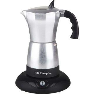 Cafetera Orbegozo Kfe 660 - 480W - 3/6 Tazas - Tapadera Con Ventana - Base Con Rotación 360º