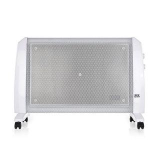 Radiador de Mica Orbegozo Rm 1510 - 2 Potencias Calor (750-1500W) - Calor por Radiación Y Conveccion - Pleno Rendimiento En 1 Minuto
