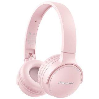 Auriculares Bluetooth Pioneer Se-S3Bt-P Rosa - Bt5.0 - Drivers 40Mm - Diseño Plegable - Función Asistente de Voz - Función Manos Libres