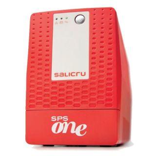 Sai Línea Interactiva Salicru Sps.2000.One V2 - 2000Va / 1200W - Estabilización Boost & Buck - Autonomía Hasta 40 Minutos - 4*Schuko
