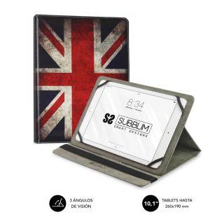 Funda Subblim Trendy England para Tablets de 10.1'