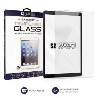 Protector Subblim Sub-tg-1app100 Extreme Pack 2 + Kit Limpieza para Tablets Samsung Galaxy Tab  a (2019) T510/ T515