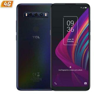 Smartphone Tcl 10 Se 4Gb/ 128Gb/ 6.52'/ Noche Polar