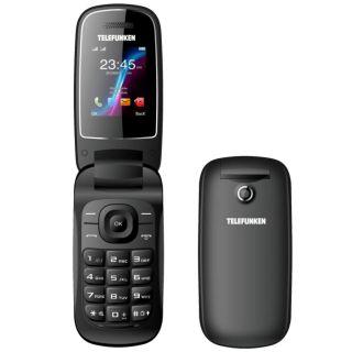 Teléfono Móvil Telefunken Tm 18.1 Classy/ Negro
