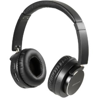 Auriculares Bluetooth Vivanco 38896 Negros - Bt 4.1 - 16 Ohm - 20-20 Hz - Cable 120Cm - Clavija 3.5Mm