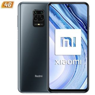 Smartphone Xiaomi Redmi Note 9 Pro 6gb/ 64gb/ 6.67'/ Gris Interestelar