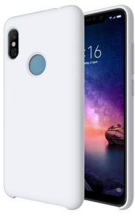 Funda Xiaomi Redmi 7 Color Blanco