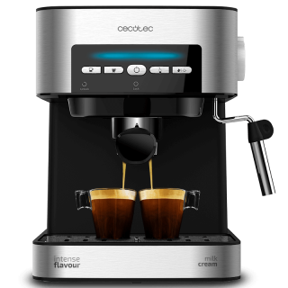 Cafetera Express Digital Cecotec Power Espresso 20 Matic 850W
