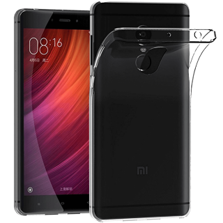 Redmi Note 4 Funda Carcasa Transparente