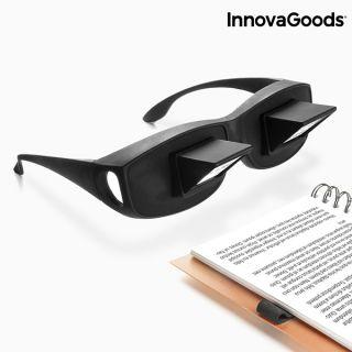 InnovaGoods Gafas con Prisma de Visión Horizontal 90º Lente acromática mineral