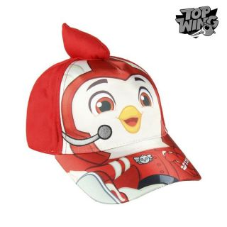 Gorra Infantil Top Wing 75324 Rojo (53 Cm)