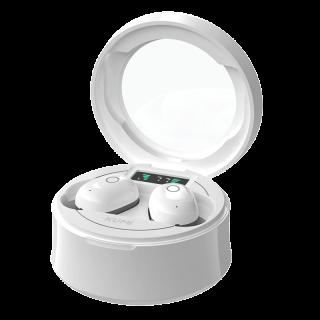 Kumi K5 Auriculares Inalámbricos Bluetooth 5.1 Patalla LED