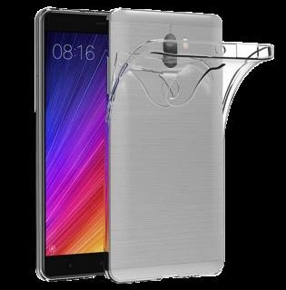 Xiaomi Mi5S Plus Funda Carcasa Transparente