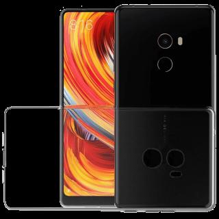 Xiaomi Mix2 Funda Carcasa Transparente