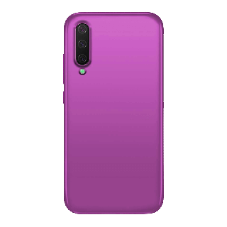 Mi A3 Funda Multi Color Morado