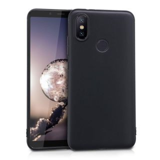 Funda Redmi Note 6 Pro Color Negro