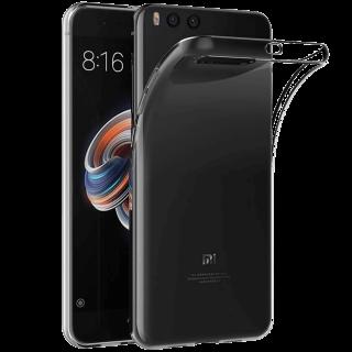Xiaomi Note3 Funda Carcasa Transparente