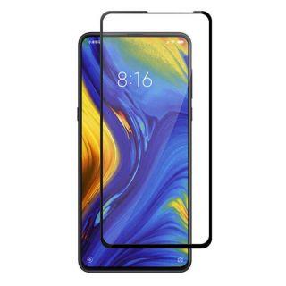 Xiaomi MiMix 3 Cristal Protector de Pantalla Border Negro