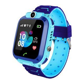 Smartwatch Kids Reloj Inteligente Infantil Color Azul 400mAh 1,44'' LBS Digital IPX67 Impermeable
