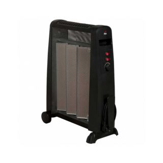 Radiador Infrarrojo Grupo FM RM-15 1500W Negro