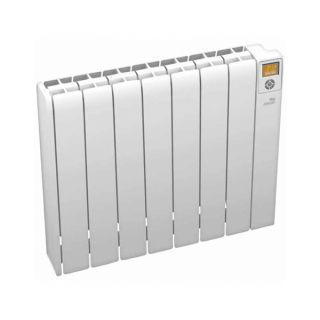 Emisor Térmico Digital Fluido (7 cuerpos) Cointra Siena 1200 1200W LCD Blanco