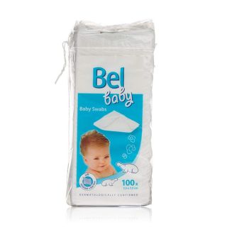 Gasas No Tejidas Baby Bel (100 uds)