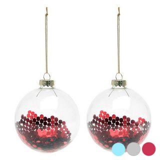 Bolas de Navidad (2 pcs) 119803 Color Azul