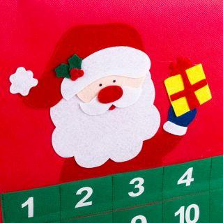 Calendario de Adviento 144667 Color Verde