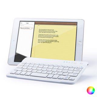 Teclado Inalámbrico Bluetooth 144935 Blanco