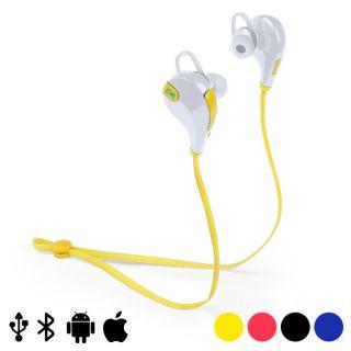 Auriculares Bluetooth Deportivos 145070 Amarillo