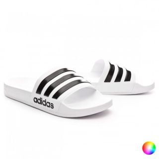 Chanclas de Piscina Adidas ADILETTE AQUA Unisex Color Blanco Talla Calzado 36 2/3