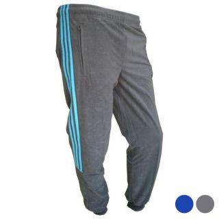 Pantalón de Chándal para Niños Adidas YB CHAL KN PA C Color Azul Talla 10-12 Años