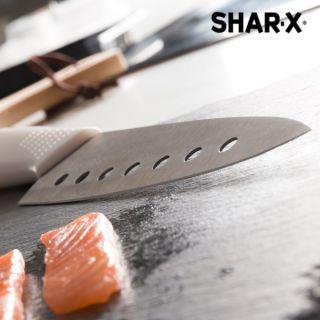 Cuchillo Japonés con Orificios Samurai Blade