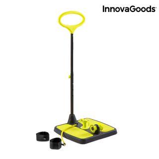 InnovaGoods Plataforma de Fitness para Glúteos y Piernas con Guía de Ejercicios