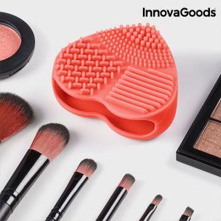 Limpiador de Brochas y Pinceles de Maquillaje Heart InnovaGoods