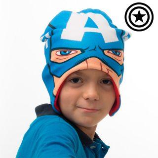 Gorro Capitán América