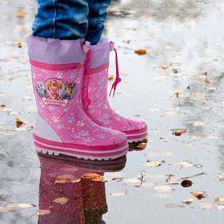 Botas de Agua Rosas La Patrulla Canina Talla Calzado 28