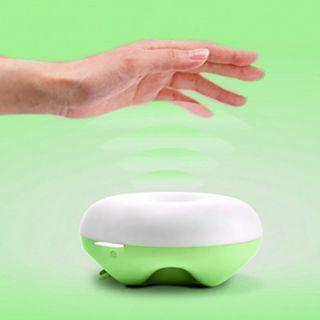 Eastsky Iluminación Inteligente Candy Lámpara LED con Sensor Táctil Recargable Color Verde