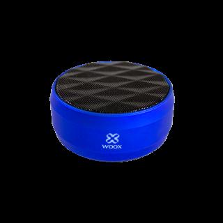 Mini Altavoz Bluetooth BTS con Sonido Estereo Azul